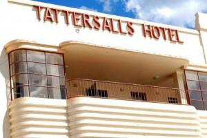 Tattersalls Hotel in Armidale