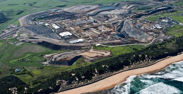 Victorian's Desalination Plant is amidst a due diligence argument
