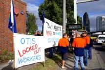 Otis Lockout