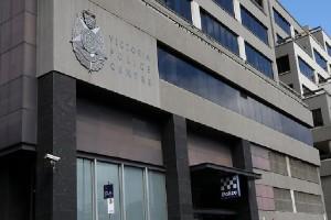 victoria police centre