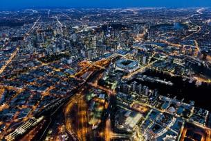 Melbourne Density