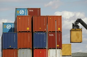 shipping container - architecture