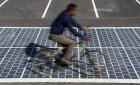 solar road - france