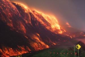hazelwood mine fire