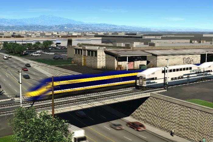 highspped rail
