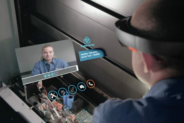 Augmented Reality and IoT Transform Elevator Maintenance Operations