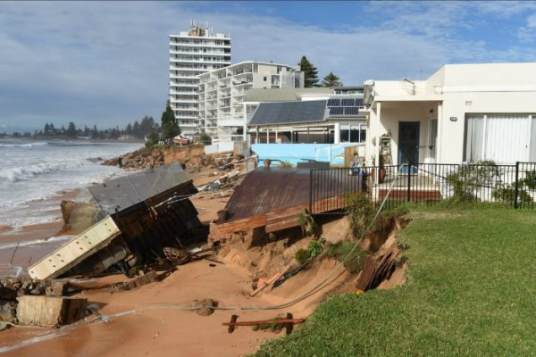 Is Australia Failing at Coastal Risk Management for our Built Environment?