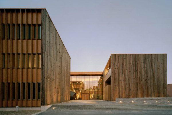 Design Options for Mid-Rise Timber Structures
