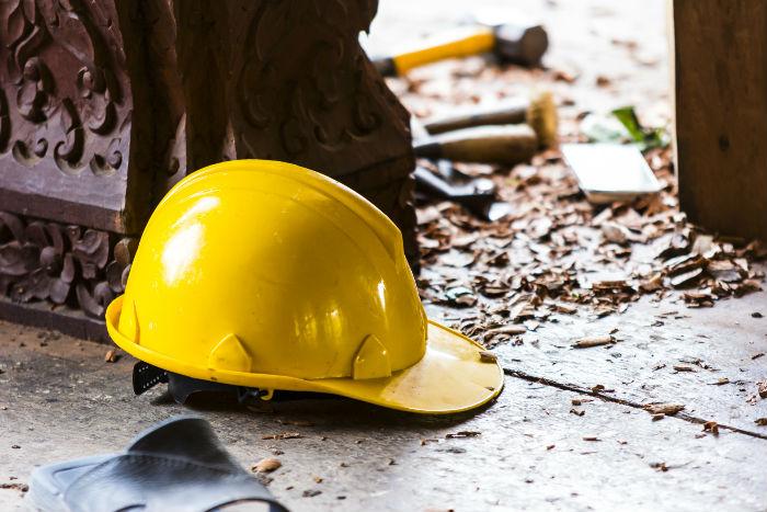 construction death