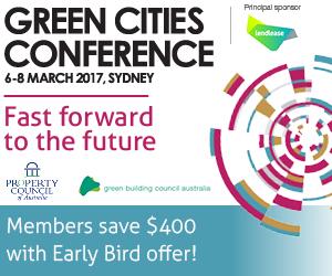 Green Building Council Australia – 300 X 250 (new ad)