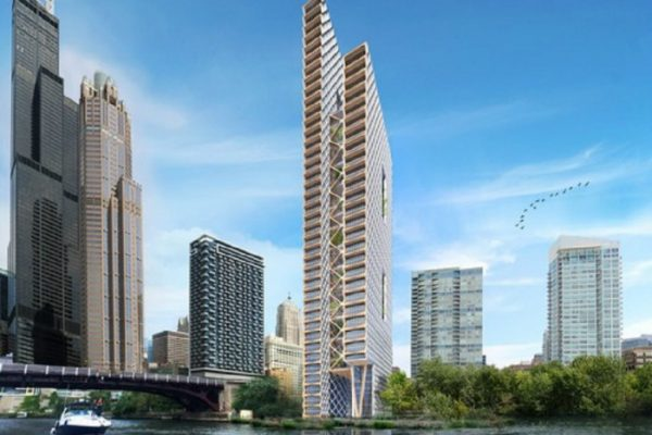 Windy City Could Soon Have the World's Tallest Timber Tower