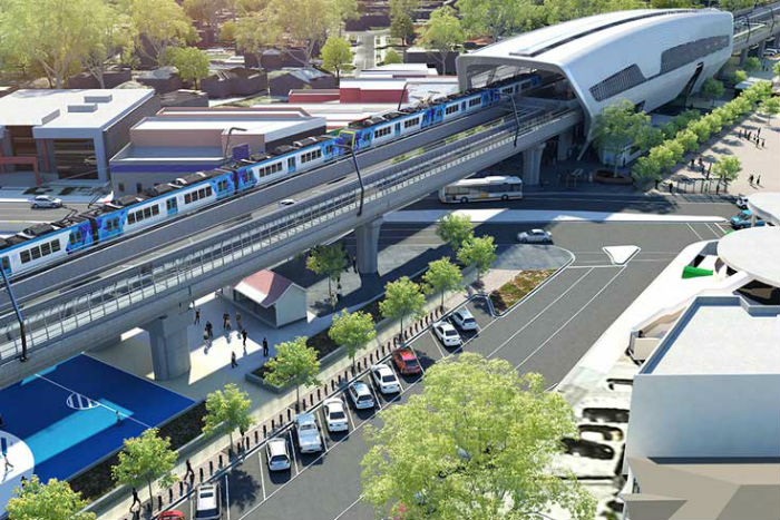 Victoria Transportation