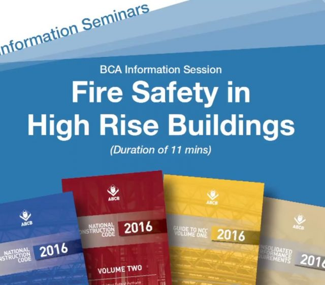 What You Need to Know about NCC Fire Safety Amendments