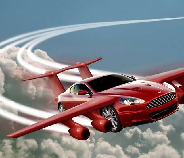 Degree in Flying Cars Coming Soon