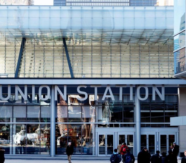 Is the Union Station Revitalization 'Out of Control' ?