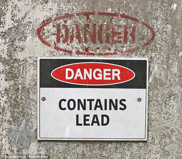 Study Raises Concerns About Lead Exposure