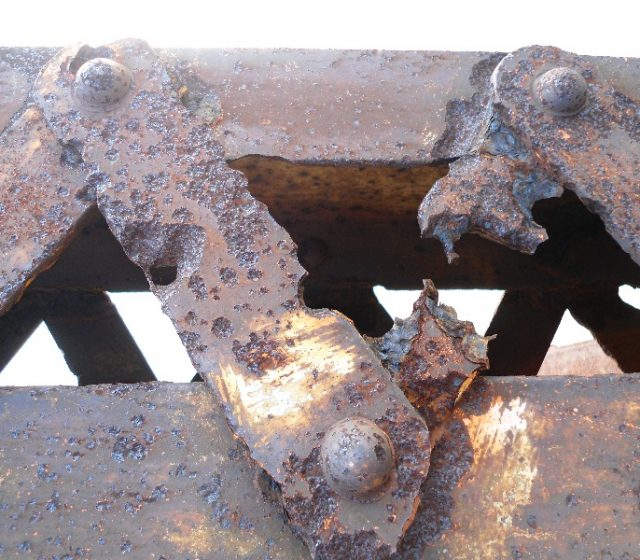 Corrosion Protection Critical for Infrastructure Assets