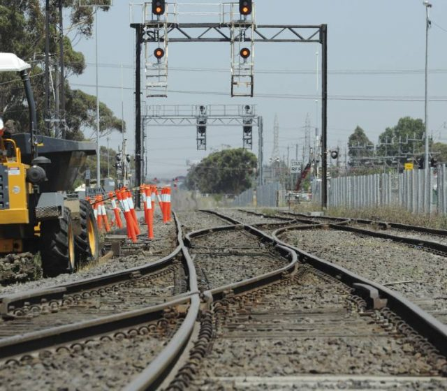 Australia's Rail Construction Boom Will be Massive