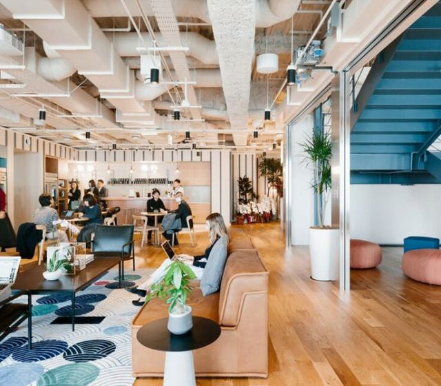 Australia's Flexible Office Revolution