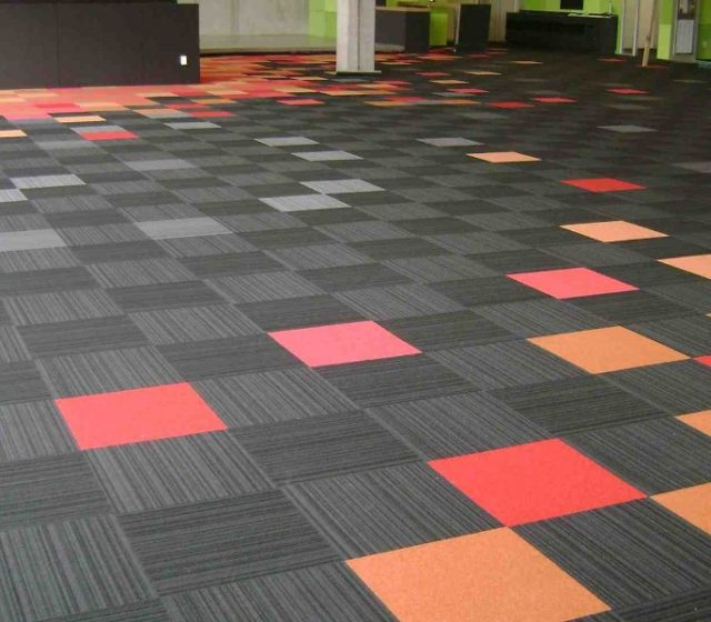 Choosing Commercial Flooring to Create a Vibrant Mood