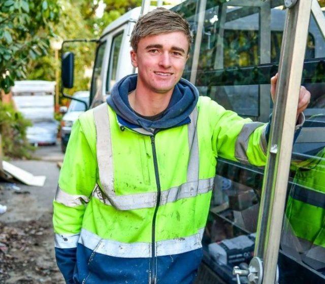 Tradespeople Ride Construction Jobs Boom