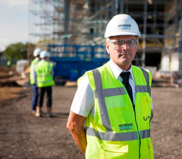 Professionals in Huge Demand as Construction Jobs Surge