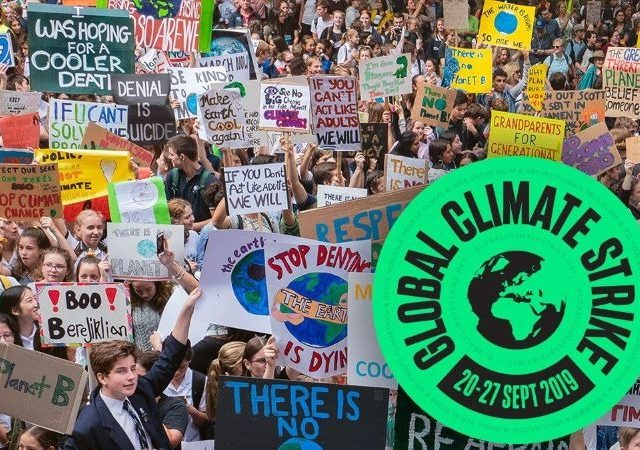 Architects Strike for Climate Action