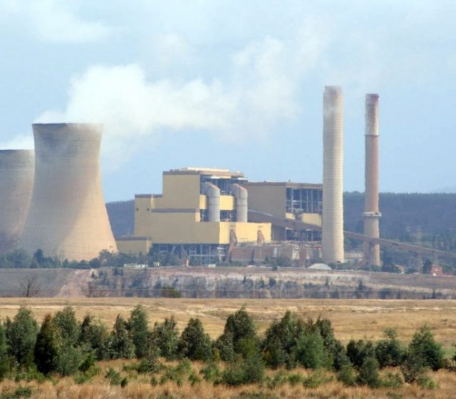 PM Morrison holds fast to emissions target