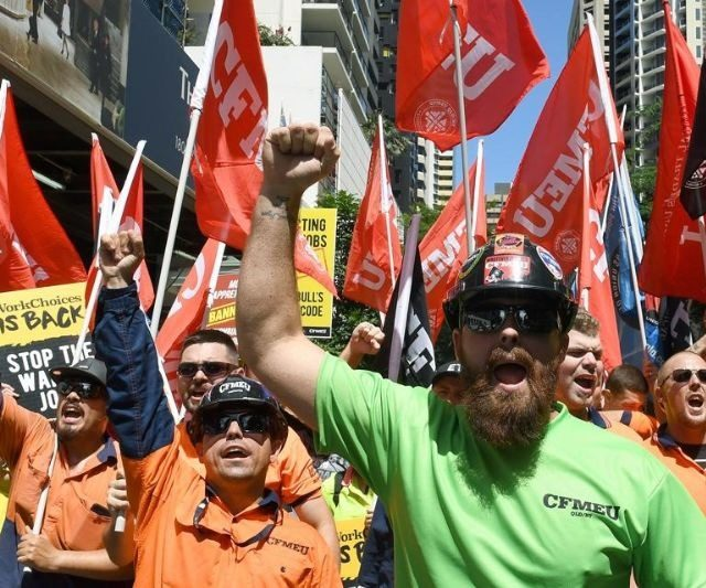 Union-busting bill delayed in parliament