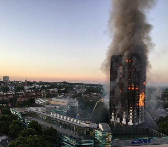 Grenfell Inquiry Blasts London Fire Brigade