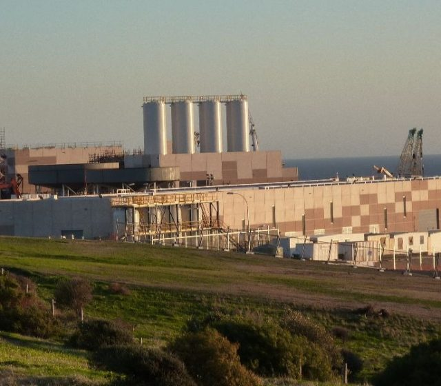 SA desal plant to provide water in drought