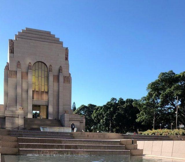 War Memorial Judged NSW Best Construction Project