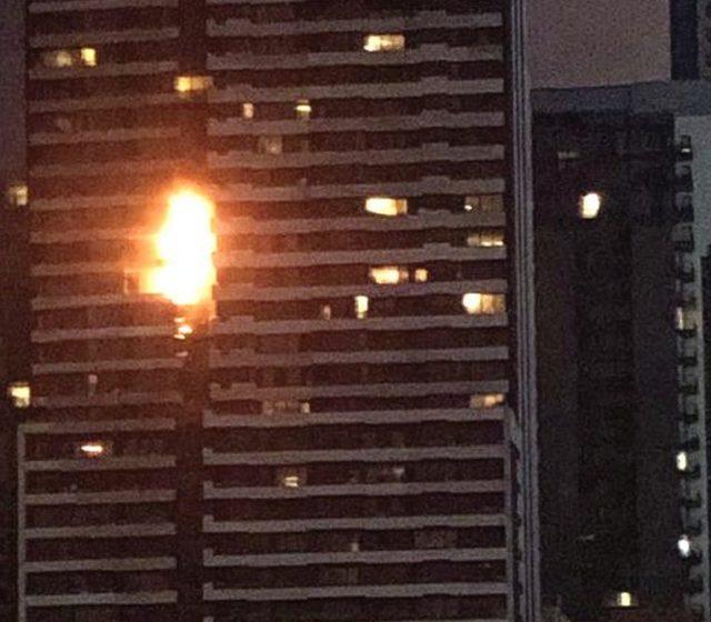 Flammable cladding list 'should be public'