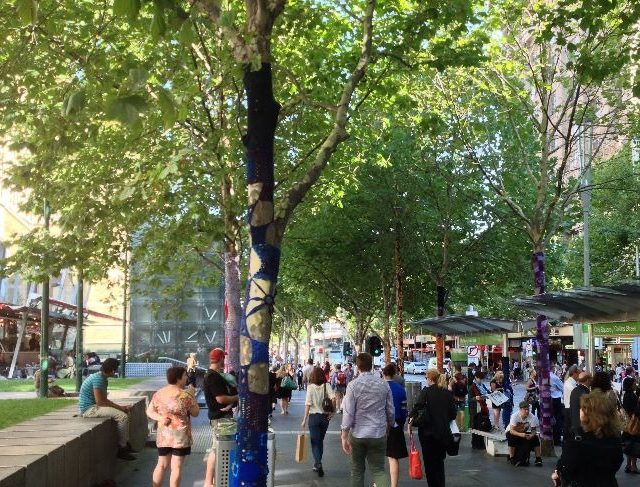 Melbourne City Goes for Design Excellence