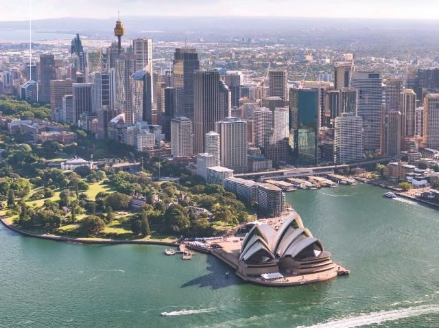 NSW Plans for Two Decades of Economic Success