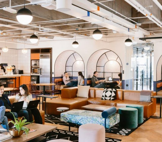 Stumbling WeWork to lay off 2400 employees