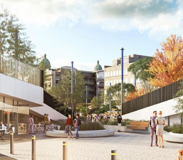 Melbourne's Largest Mixed-Use Urban Park Opens