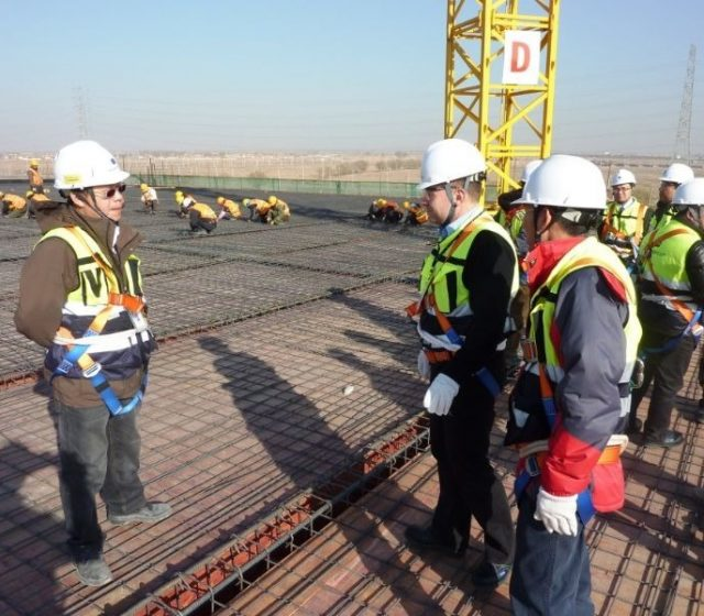 Construction Companies Must Drive Safety Behaviour on Sites