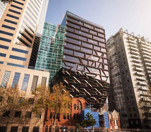 Commercial Property Sentiment Rises
