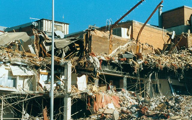Australia Must Deliver Earthquake Resistant Buildings