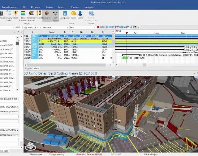 4D BIM is Crucial for Construction Productivity