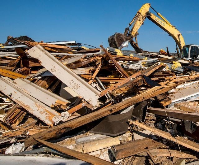 How to Sustainably Address Construction Waste