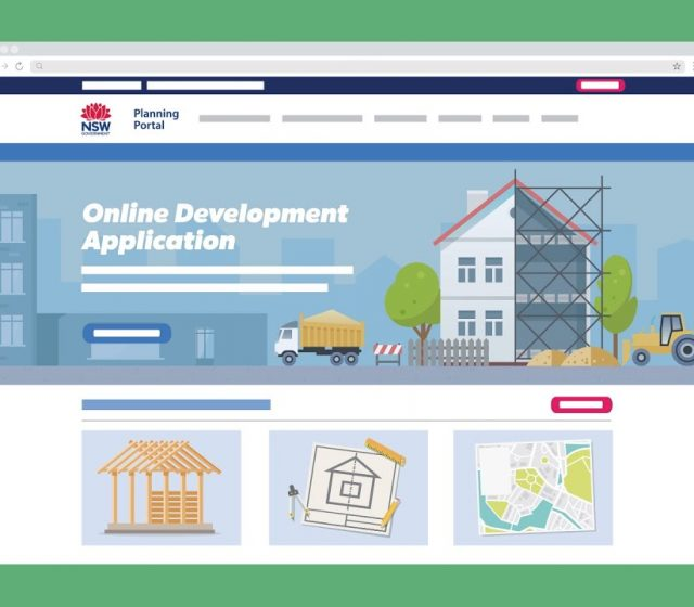 NSW Moves to Mandatory Online Planning