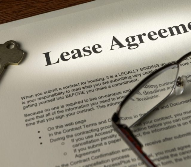 Commercial Leasing Code Takes Shape