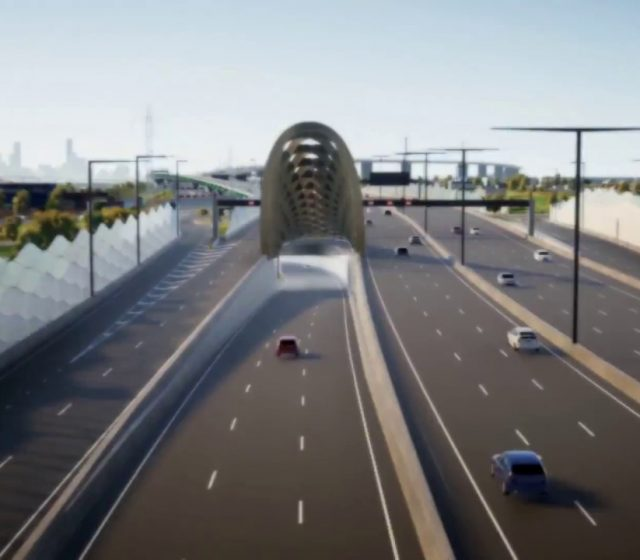 More jobs cut on Melbourne tunnel project