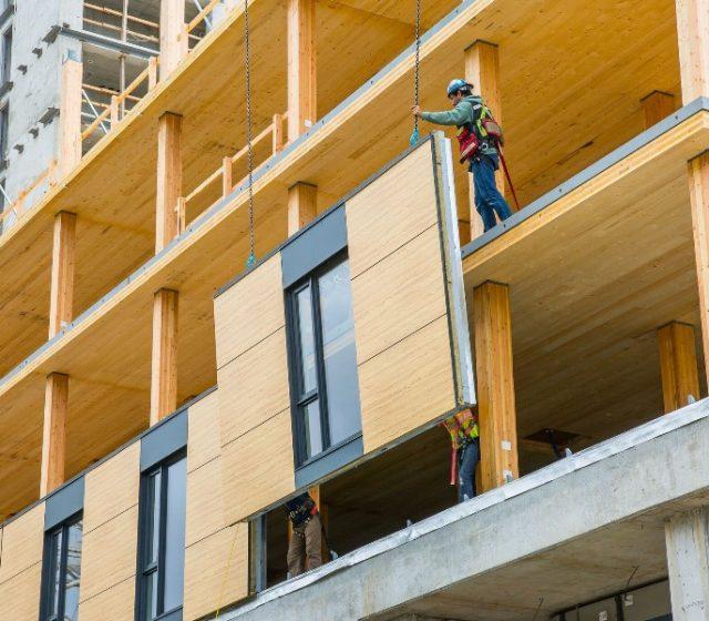 Timber Multi-Story Construction – Does it make sense?