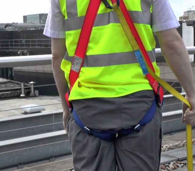 Know Your Fall Arrest Harnesses When Working at Height