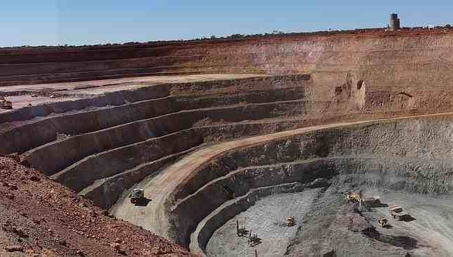 How to make copper mines emission free