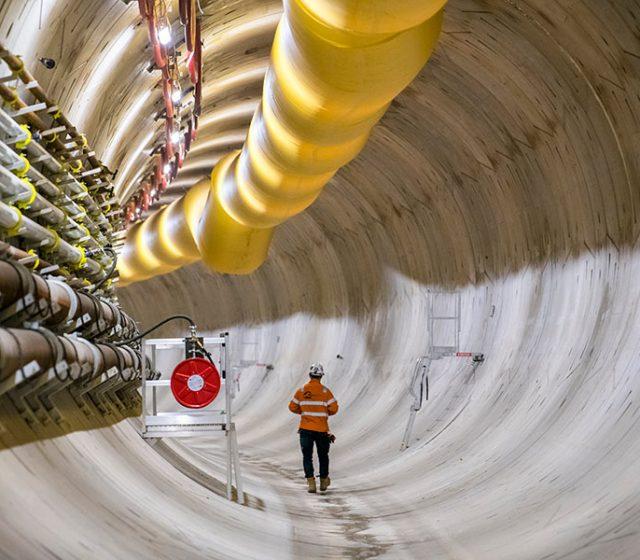COVID Shuts Down Melbourne's Biggest Rail Project