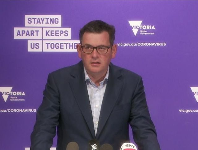 Andrews Lays Down Principles on Workplace Reopening